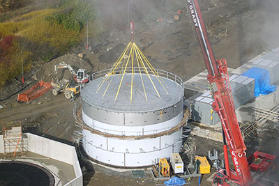 Fenelon Is A Storage Tank Supplier And Constructor Of